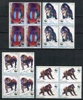 Guinea Ecuatorial 1991. Edifil 139-42 X 4 ** MNH. - Äquatorial-Guinea