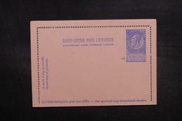 BELGIQUE - Entier Postal Non Circulé - L 39374 - Letter-Cards