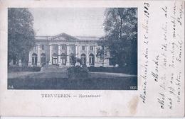 TERVUREN, RESTAURANT 1903 - Tervuren