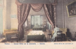 A Namur Grand Hotel De La Citadelle Salons - Namur