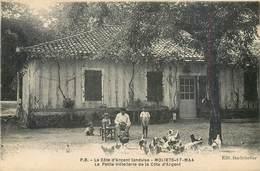 CPA 40 Landes Moliets Et Maa La Petite Hotellerie De La Côte D'Argent Landaise - Sonstige Gemeinden