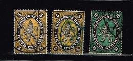 Bulgarie Anciens Timbres à Identifier - Briefmarken