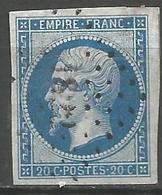 FRANCE - Oblitération Petits Chiffres LP 1822 MACHEMONT (Oise) - Marcofilie (losse Zegels)