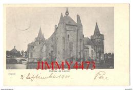 CPA POSTKAART - Château De Laerne En 1901 - Laarne Flandre Orientale Belgique - Laarne