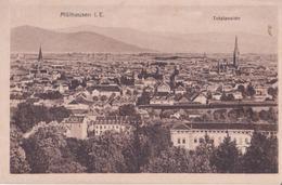 CPA - MULHOUSE Vue Générale - Mulhouse