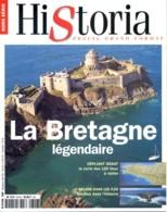 HISTORIA  SPECIAL  Hors Série N° 9706 H  Histoire  LA BRETAGNE Légendaire  Iles Corsaires Chouans - Histoire