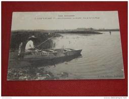 CANET PLAGE  -  Le Gouffre - La Pêche à La Muge - Canet Plage
