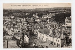 - CPA HENNEBONT (56) - Vue Panoramique Prise Du Clocher - Photo Vassellier N° 95 - - Hennebont