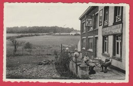 Sivry - La Loripette -Café-Epicerie-Restaurant - La Façade De La Maison - Pub : Bières Extra-Alliés ( Voir Verso ) - Sivry-Rance