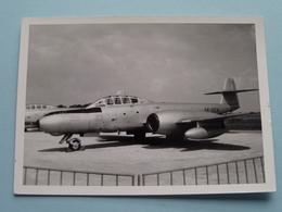 Oud VLIEGTUIG ( SE - DCH ) Old AIRPLANE  ( Format +/- 12,5 X 9 Cm. ) ! - Aviación