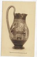 BRUXELLES - MUSEES ROYAUX DU CINQUANTENAIRE - VASE CORINTHIEN EN TERRE CUITE - VIe SIECLE AV J.C - CPA NON VOYAGEE - Musées