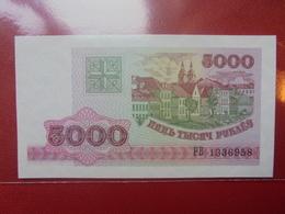 BELARUS 5000 ROUBLES 1998 PEU CIRCULER/NEUF - Belarus