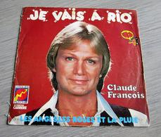 Claude François–Je Vais A Rio - Vinyles