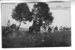 LUNEVILLE Les Courses Dans La Prairie D'Herimenil Au  Sommet De La Grimpette - Luneville