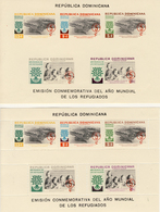 Lotto Misto Foglietti - Francobolli - Folder - Lettera (12 Immagini) - Stamps
