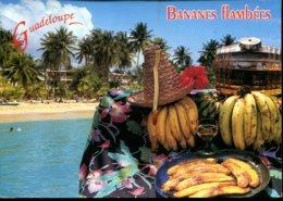 Recette De La Guadeloupe : Bananes Flambées - Küchenrezepte