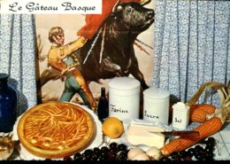 Le Gâteau Basque Par Emilie Bernard - N° 111 (dentelée) - Küchenrezepte