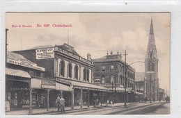 Christchurch. - New Zealand