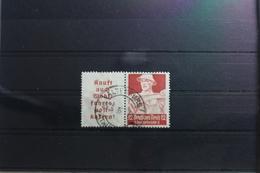 Deutsches Reich Zd W101 Gestempelt Zusammendrucke #SF051 - Zusammendrucke