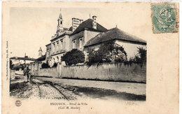 EXOUDUN - Hotel De Ville (115936) - France