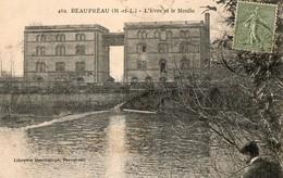 BEAUPREAU( 49 ) - L' Evre Et Le Moulin - Frankrijk