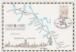 Mechelen - Innsbruck 1490 - 1990 - Poste