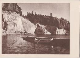 LATVIA - LETTLAND - LETTONIE   The Gauja River   1957 Uncirculated - Letland