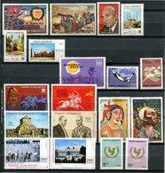 Turquie - 1971 - Lots Timbres ** - Nºs Dans Description - 1921-... Republik
