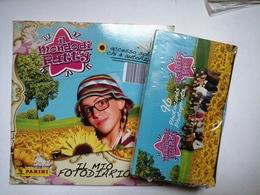 Il Mondo Di Patty Il Mio Foto Diario Album Vuoto+box In Blister 24 Bustine Panini 2009 - Panini