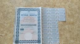 ARTHUR MARTIN - Industry