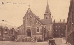A Namur Eglise Et Place De Bomel - Namur