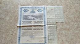 VILLE DE BUDAPEST - 420 Francs - Industry
