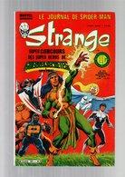 Strange N°191 La Division Alpha - L'araignée - Daredevil De 1985 - Strange
