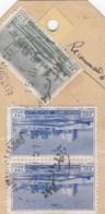 ETIQUETTE D'ENVOI POUR BAGAGE ECHANTILLON(je Crois,rien De Sur) (lot 248) - Lebanon
