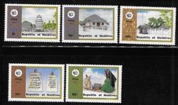 Maldives 1980 Hegira Pilgrimage Year MNH - Maldives (1965-...)