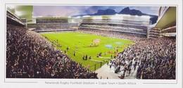LE CAP #2 CAPE TOWN NEWLANDS RUGBY STADIUM STADE ESTADIO STADION STADIO - Stades