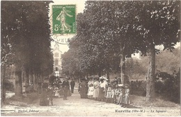 Dépt 52 - EURVILLE-BIENVILLE - Le Square - (L. Michel, Éditeur) - Frankreich