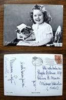 (FG.Y05) BAMBINA - CALCOLI SBAGLIATI, MACCHINA DA SCRIVERE - Cartoline Umoristiche