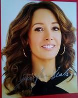 Jennifer Beals - Autografi