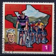 Guinée Equatoriale - Guinea 1973 Y&T N°34-1p - Michel N°(?) (o) - 1p Boydam - Guinée Equatoriale