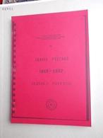 TARIFS POSTAUX   SERVICE INTERNE   1849- 2002   EN 2 VOLUMES - Tarifs Postaux