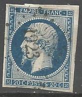FRANCE - Oblitération Petits Chiffres LP 1923 MATOUR (Saône & Loire) - Marcophilie (Timbres Détachés)