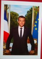 Emmnuel Macron,  President Of France - Handtekening