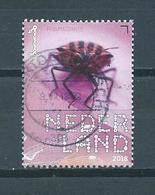 2018 Netherlands Insects,pyjamawants Used/gebruikt/oblitere - Period 2013-... (Willem-Alexander)