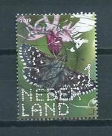 2019 Netherlands Butterfly,aardbeivlinder Used/gebruikt/oblitere - 2013-... (Willem-Alexander)