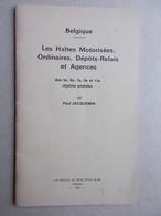 LES HALTES MOTORISÉES - Annullamenti