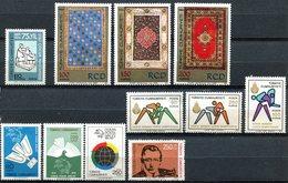 Turquie - 1974 - Lots Timbres ** - Nºs Dans Description - 1921-... Republik