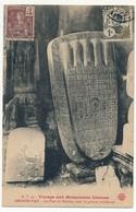 CPA - CAMBODGE - ANGKOR-WAT - Le Pied Du Boudha, Sous La Galerie Cruxifome - Cambodge