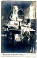 CPA Le Repas Chez Grand Mere - VALLAYER MOUTET - Pittura & Quadri