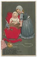 Enfant Berceau Gauffrée Série 6229 - Enfants